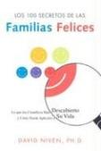 Tapa del libro Los 100 Secretos de las Familias Felices