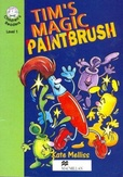 Tapa del libro Tims Magic Paintbrush