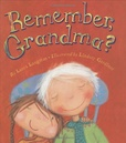 Tapa del libro Remember, Grandma?