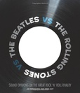 Tapa del libro Beatles Vs The Rolling Stones
