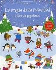 Tapa del libro Magia de la Navidad, la