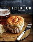 Tapa del libro The Complete Irish Pub Cookbook