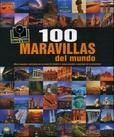 Tapa del libro Set de 100 Maravillas del Mundo - Libro mas Dvd