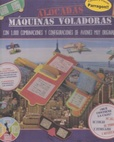 Tapa del libro Alocadas Máquinas Voladoras - Pack Creativo