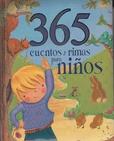 Tapa del libro 365 Cuentos y Rimas para Niños