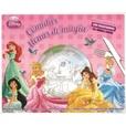 Tapa del libro Manteles Individuales: Disney Princesa Comidas Llenas de Magia