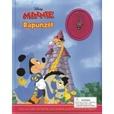 Tapa del libro Disney - Minnie Rapunzel - con Colgante - Grande