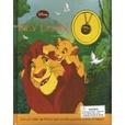 Tapa del libro Disney - el Rey León - con Colgante - Grande