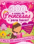 Tapa del libro 100 Cosas de Princesas