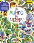 Tapa del libro 100 Pasatiempos - un Mundo de Laberintos