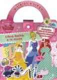 Tapa del libro Libro Bolso a la Moda - Princesas