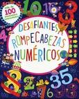 Tapa del libro 100 Pasatiempos - Desafiantes Rompecabezas Numericos