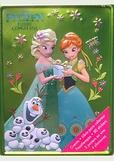 Tapa del libro Happy Tins - Disney Frozen Fiebre Congelada