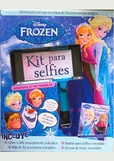 Tapa del libro Kit para Selfies. Disney Frozen
