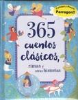 Tapa del libro 365 Cuentos Clasicos, Rimas y otras Historias