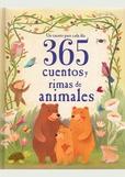 Tapa del libro 365 Cuentos y Rimas de Animales