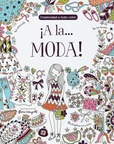 Tapa del libro Creatividad a todo Color -¡a la .... Moda!