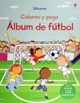 Tapa del libro Album de Futbol