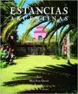 Tapa del libro Estancias Argentinas