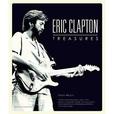 Tapa del libro Eric Clapton Treasures