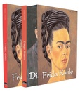 Tapa del libro Frida Kahlo And Diego Rivera - Box Set 2 Tomos -