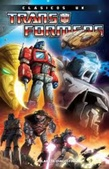 Tapa del libro Transformers: Marvel Uk Nº 01
