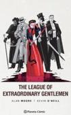 Tapa del libro The League Of Extraordinary