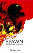 Tapa del libro Spawn Integral Nº 02 (nueva Edición)
