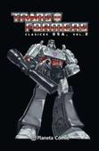 Tapa del libro Transformers Marvel Usa Nº