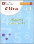 Tapa del libro Cifra C-1 Numeros hasta el 10