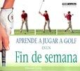 Tapa del libro Aprende a Jugar Golf en una Semana