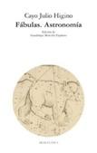 Tapa del libro Fabulas. Astronomia