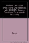 Tapa del libro Diccionario Enciclopedico Oceano uno Color (C/Cd-Rom)