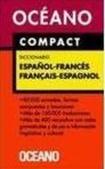 Tapa del libro Oceano Compact Diccionario Español-frances / Francais-espagnol