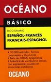 Tapa del libro Oceano Diccionario Basico Frances Español
