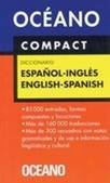 Tapa del libro Diccionario Oceano Compact Español-ingles
