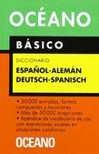 Tapa del libro Oceano Basico Diccionario Esañol-aleman / Deutsch-spanish