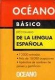 Tapa del libro Oceano Diccionario Basico de la Lengua Española