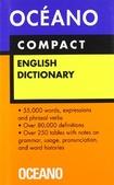 Tapa del libro Oceano Diccionario Compact English