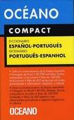 Tapa del libro Oceano Diccionario Compact Español Portugues