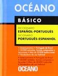 Tapa del libro Oceano Diccionario Basico Español Portugues