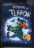 Tapa del libro Historias de Terror