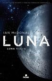 Tapa del libro Luna: Luna Nueva