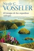 Tapa del libro Tiempo de las Orquídeas Silvestres