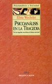 Tapa del libro Psicoanalisis en la Tragedia