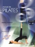 Tapa del libro Manual de Pilates C/Dvd