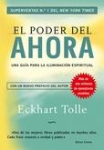 Tapa del libro El Poder del Ahora - una Guia para la Iluminacion Espiritual -