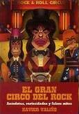 Tapa del libro El Gran Circo del Rock