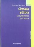 Tapa del libro Gimnasia Artistica
