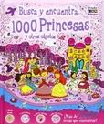 Tapa del libro 1000 Princesas y otros Objetos